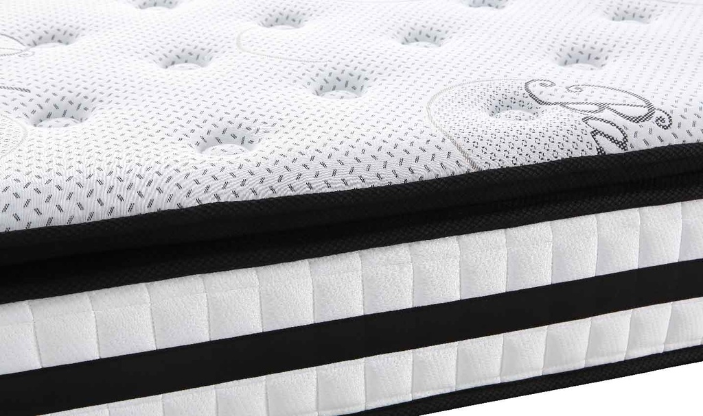 COLCHON SL1713# ORTOPEDICO PILLOW TOP I-SLEEPY