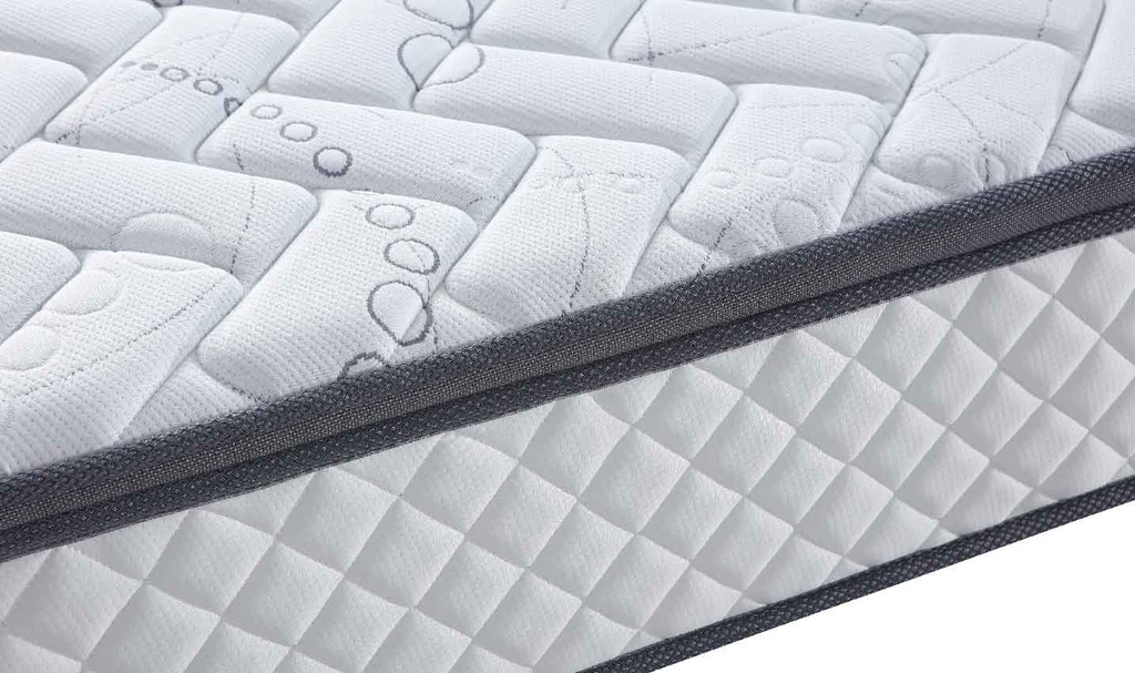 COLCHON SL1329# CONFORTABLE EURO TOP I-SLEEPY